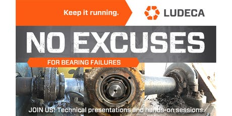 1-DAY NO EXCUSES FOR BEARING FAILURES WORKSHOP - Baton Rouge, LA tickets