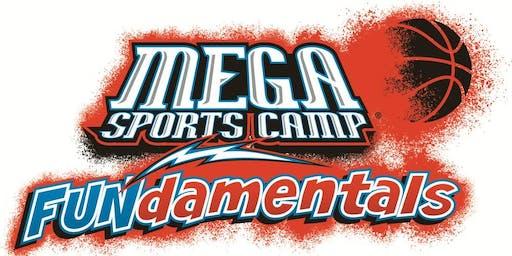 Mega Sports Camp at Brookville Church of God