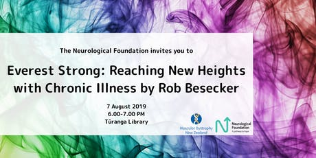 Everest Strong by Rob Besecker: Reaching New Heights with Chronic Illness tickets