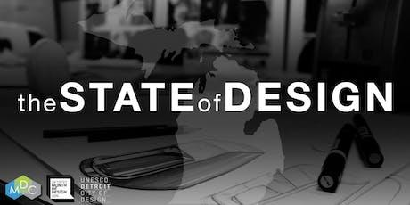 the State of Design - Michigan Designers: Short Film Documentary Premier tickets