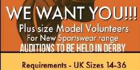 Volunteer Model Casting / Audition