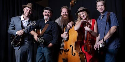 Red, White & Bluegrass with The Jakobs Ferry Stragglers