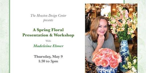 Fall Floral Design Presentation & Workshop with Madeleine Elmer