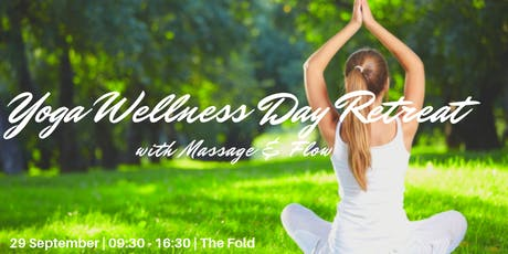 Yoga Wellness Day Retreat - Yoga 101: Reboot Your Body and Mind tickets