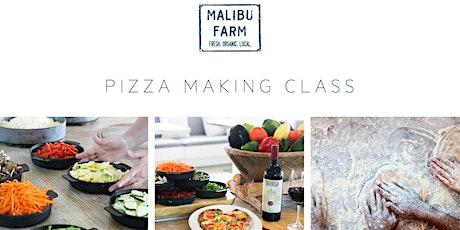 Pizza Making Class at Malibu Farm tickets