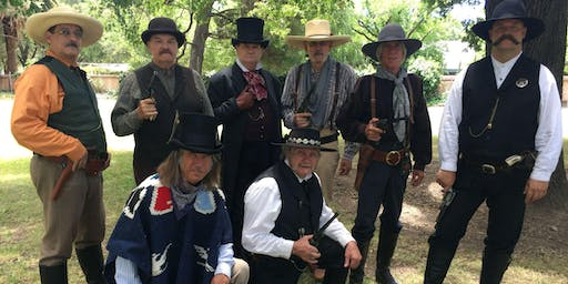 "It's ""Western Day"" at Peña Adobe Park, Saturday, July 6, 2019"