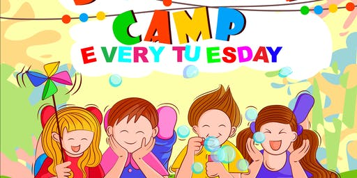 Festival's Kids Summer Camp - Every Tuesday