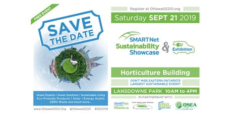 SMARTNet Sustainability Showcase & EV Exhibition!  tickets