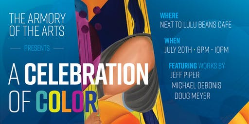 Armory of the Arts presents A Celebration of Color