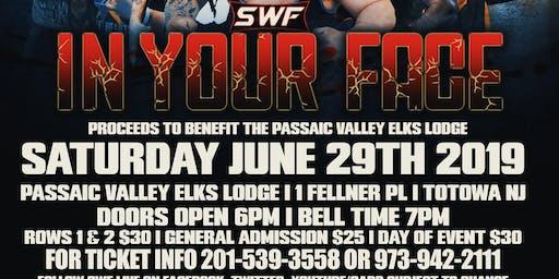 SWF Wrestling Totowa NJ