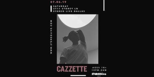 Cazzette - Dallas