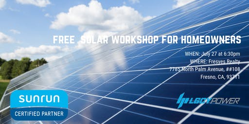 Residential Solar 101 Workshop