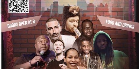 Comedy Drive Showcase tickets