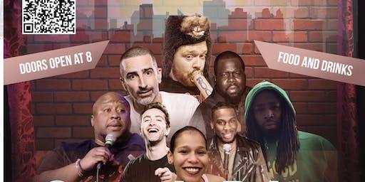 Comedy Drive Showcase