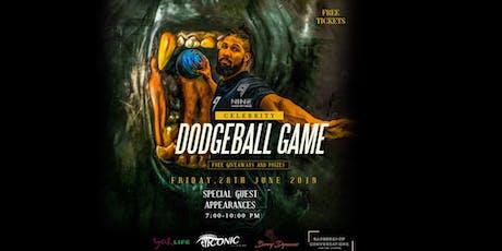 Celebrity Dodgeball Game Night tickets