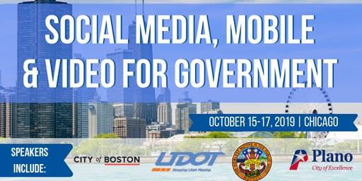 Social Media, Mobile & Video for Government