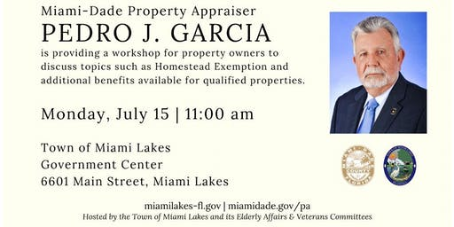 Property Appraiser Workshop
