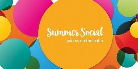 Leadershipreneurs Oakville August Social tickets