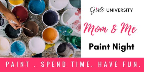 Mom and me Paint Night - Summer Painting tickets