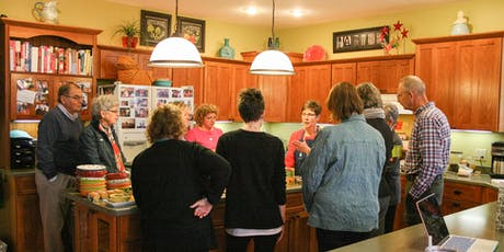 WFPB Label Reading Class & Grocery Store Tour tickets