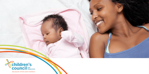 Family Event: New and Expecting Moms Group 201907-12