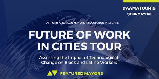 AAMA Future of Work in Cities Tour: Cambridge, MA