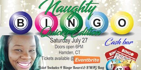 Naughty Bingo - The Quicky Edition  tickets
