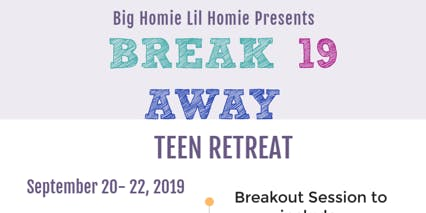 Break Away 19 Teen Retreat