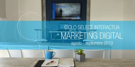 Ciclo de Marketing Digital - AGO/SEP Santa Fe entradas