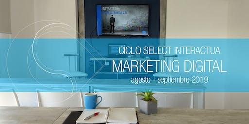 Ciclo de Marketing Digital - AGO/SEP Santa Fe
