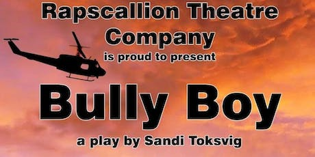 Bully Boy by Sandi Toksvig  tickets