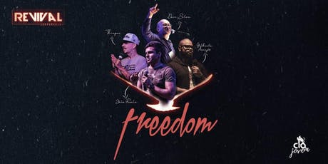 REVIVAL CONFERENCE 2019 FREEDOM  ingressos