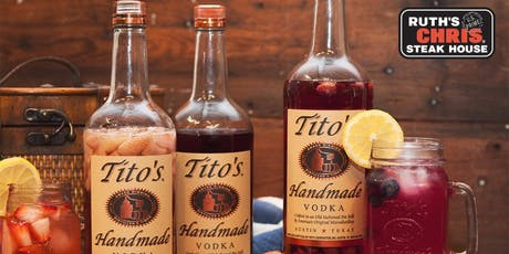 Tito's Cocktail Dinner tickets