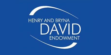 2019 Henry and Bryna David Lecture tickets