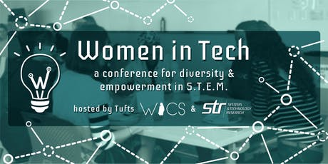 Tufts Women in Tech Conference tickets