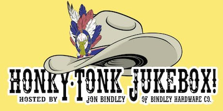 Honky-Tonk Jukebox #8: feat the 339 Band tickets