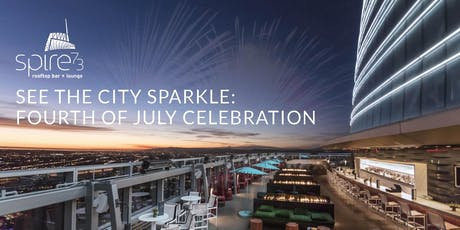 See the City Sparkle: Spire 73 July 4th Celebration tickets