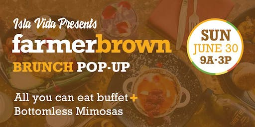 farmerbrown Brunch Pop-up