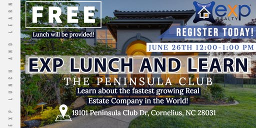 eXp Realty Lunch and Learn!