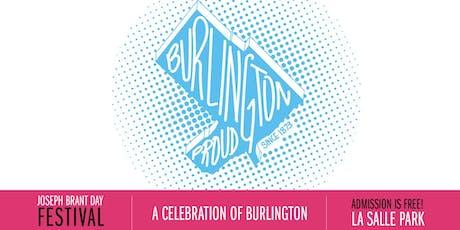 Joseph Brant Day Festival - A Celebration of Burlington  tickets