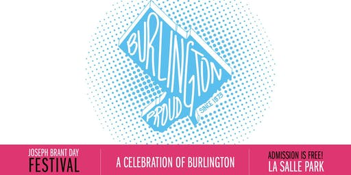 Joseph Brant Day Festival - A Celebration of Burlington