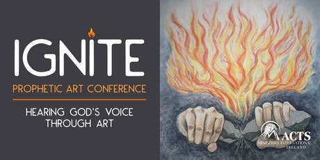 Ignite Prophetic Art Conference tickets