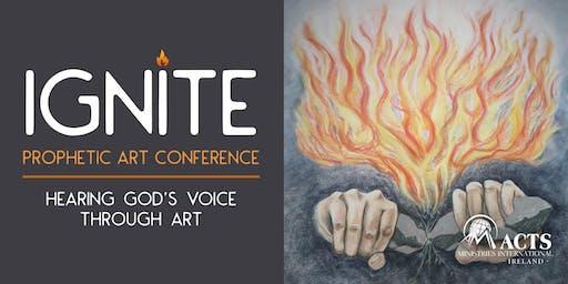 Ignite Prophetic Art Conference