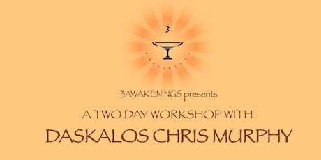 Three Awakenings; Two-Day Workshop tickets