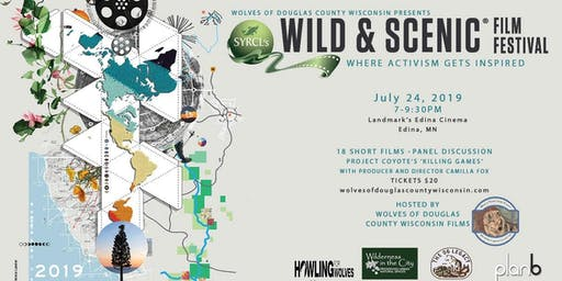 Wild & Scenic Film Festival Presented by Wolves of Douglas County WI Films