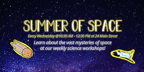 Summer of Space tickets
