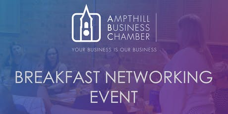 Ampthill Business Chamber's Networking Event  tickets
