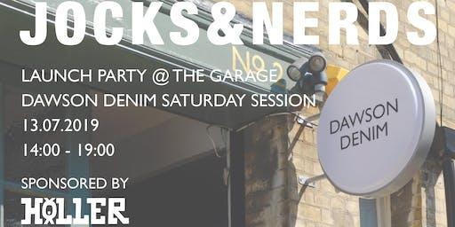 Dawson Denim Saturday Session, Jocks and Nerds Launch