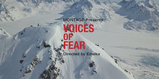 Voices of Fear Film and Workshop