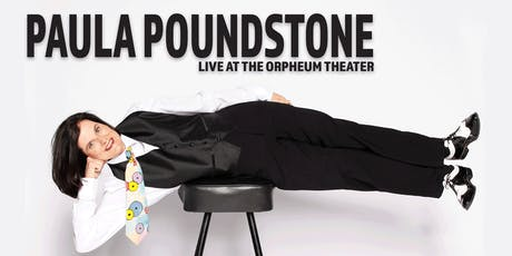 An Evening with Paula Poundstone tickets